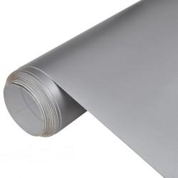vidaXL Espejo de pie de cuerpo entero rectangular negro