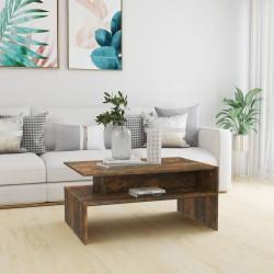 Tander Silla de jardín Adirondack madera maciza de abeto amarilla