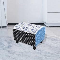 vidaXL Campana extractora vidrio templado negro con pantalla 600 mm