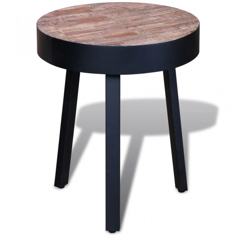 vidaXL Mesa de salón comedor rectangular de MDF apariencia de roble