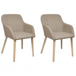 vidaXL Mesa alta y taburetes de barra de cocina