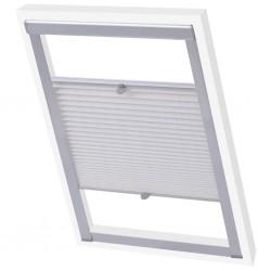 vidaXL Cubrecama acolchado doble cara 220x240 cm rojo y negro