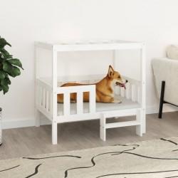 Tander Muebles de jardín 3 piezas marrón miel madera maciza de pino