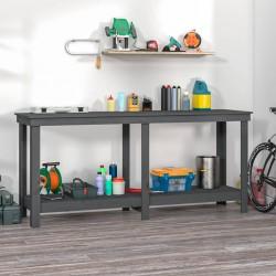 Tander Estantes de pared 2 unidades aglomerado negro 100x15x20 cm