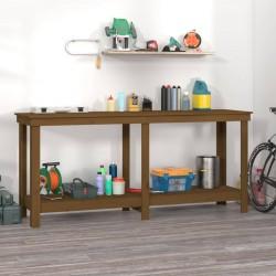 Tander Estantes de pared 2 unidades aglomerado gris 100x15x20 cm