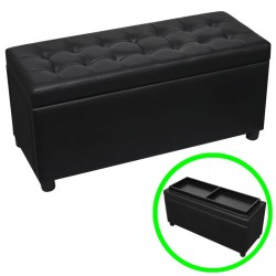 vidaXL Mesita de noche con 1 cajón de madera maciza sheesham