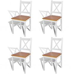 vidaXL Sofá cama de poliéster gris claro