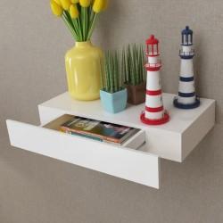vidaXL Mueble cubierta para radiador MDF 112 cm