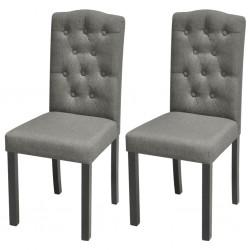 vidaXL Diván con almohada de cuero sintético blanco