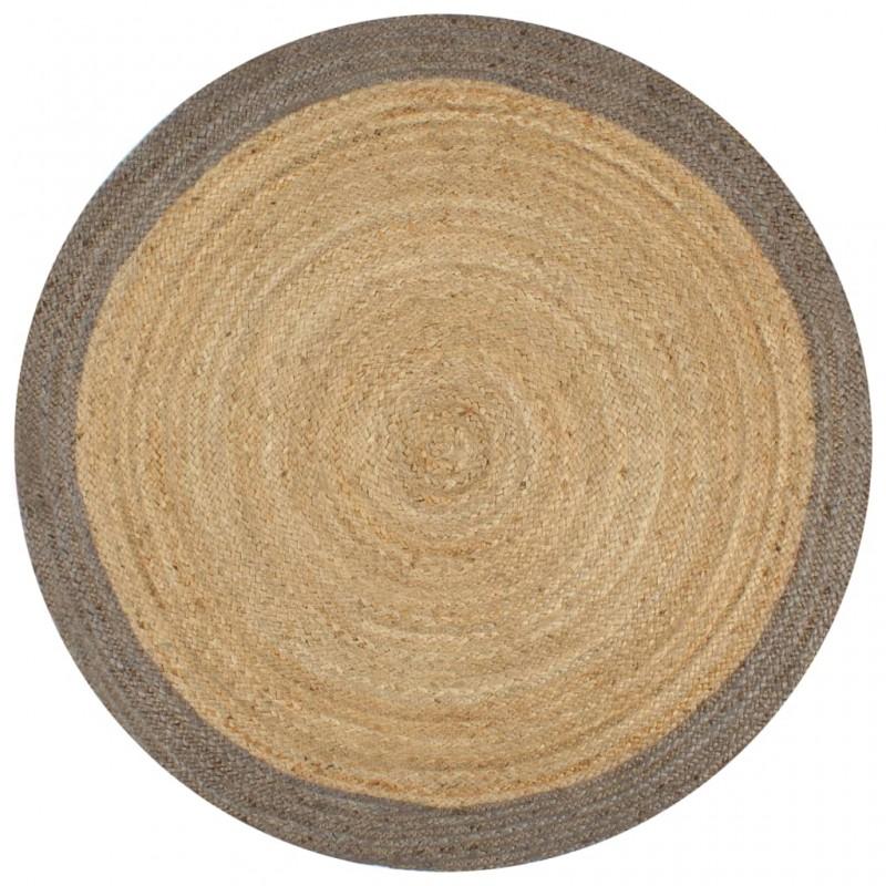 vidaXL Camisa de vestir de hombre talla S rayas blanca y azul claro