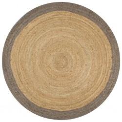 vidaXL Camisa de vestir de hombre a rayas blanca y azul claro M