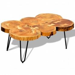 Cabeza de gacela de aluminio decorativa para pared 50 cm (Plateada)
