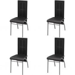 vidaXL Valla reja de chimenea para mascotas acero negro