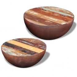 vidaXL Mueble de almacenaje estilo francés 5 cajones de madera