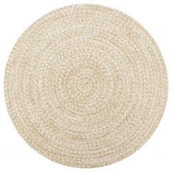 vidaXL Jersey de hombre cuello redondo gris XL