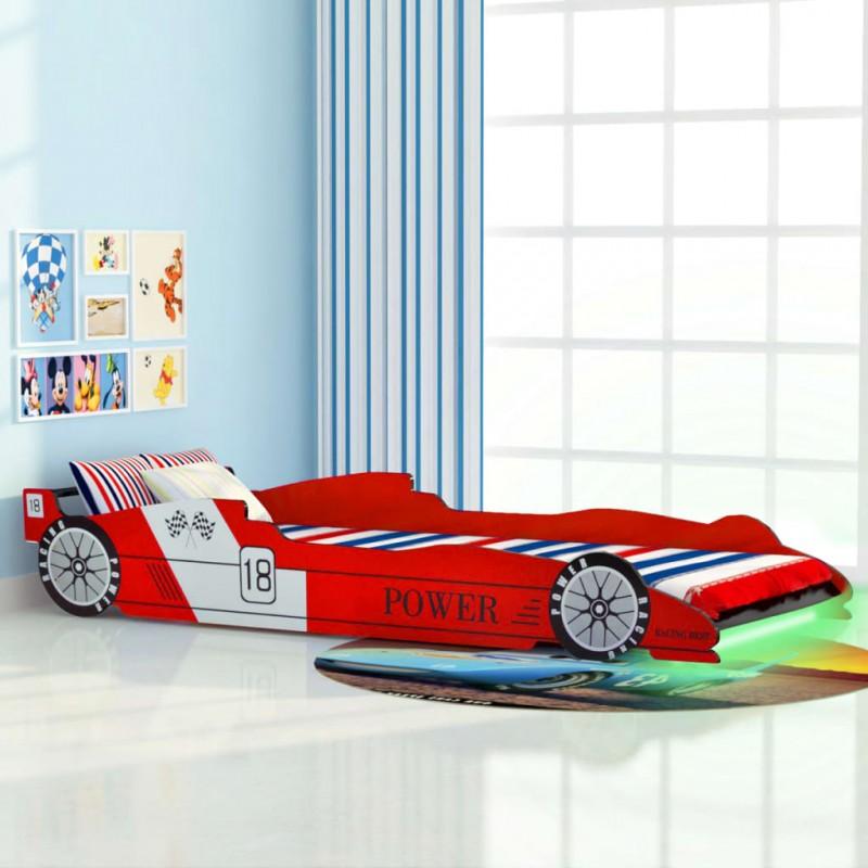 vidaXL Puff cuero real cuadrado 45x45x45 cm marrón