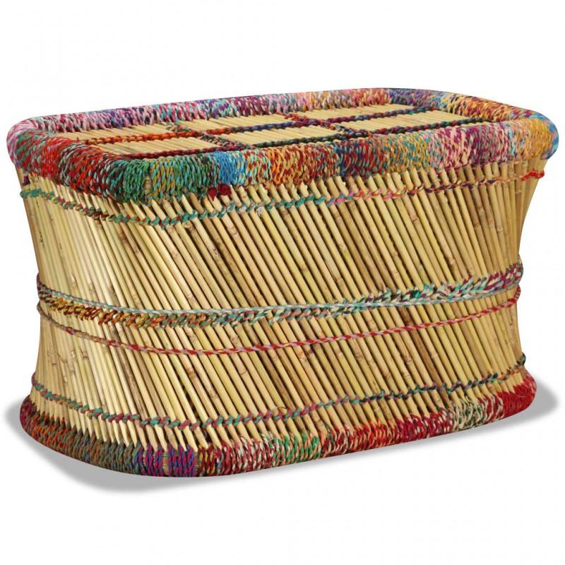 vidaXL Tablero de mesa de cristal templado redondo 800 mm