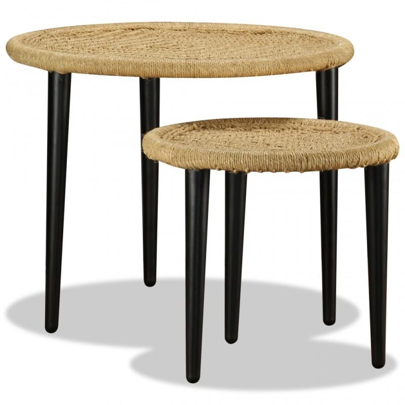 vidaXL Tablero mesa de cristal templado cuadrado 700x700 mm