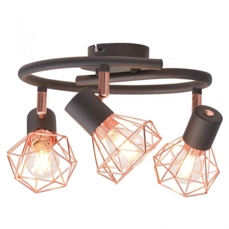 vidaXL Escalera toallero doble con 5 peldaños bambú 50x160 cm